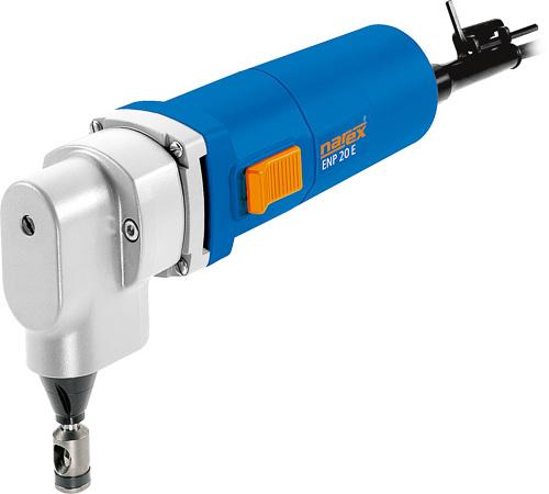ENP 20 E - Prostřihovač pro rovné i tvarové stříhání plechu
