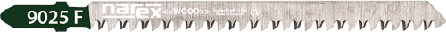 SBN 9025 F - Pilové plátky