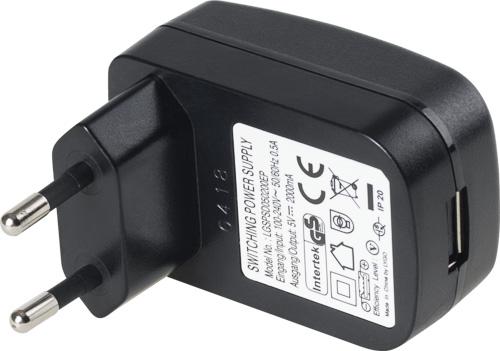 AN 5-20 - AC/USB nabíjecí adaptér