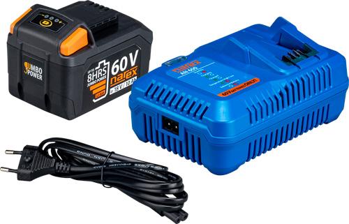 SET AP 610 - Set akumulátoru a nabíječky