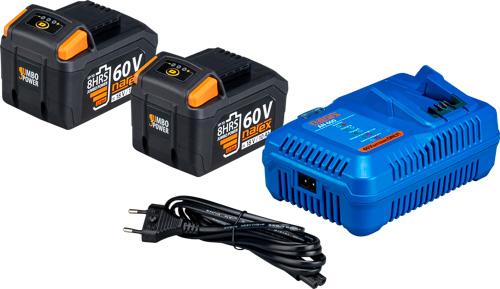 SET AP 620 - Set akumulátoru a nabíječky